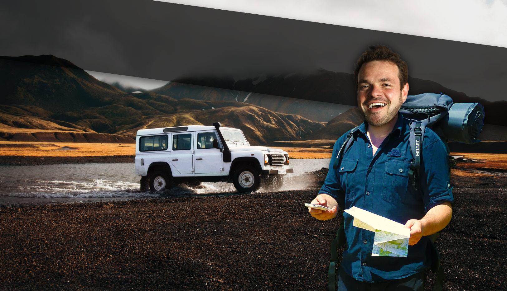 L'Islande avec Jean-Yves